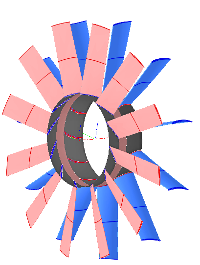 Axial and Mixed Flow Fans | Turbomachinery Design Software