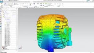 Simcenter 3D Structural CAE