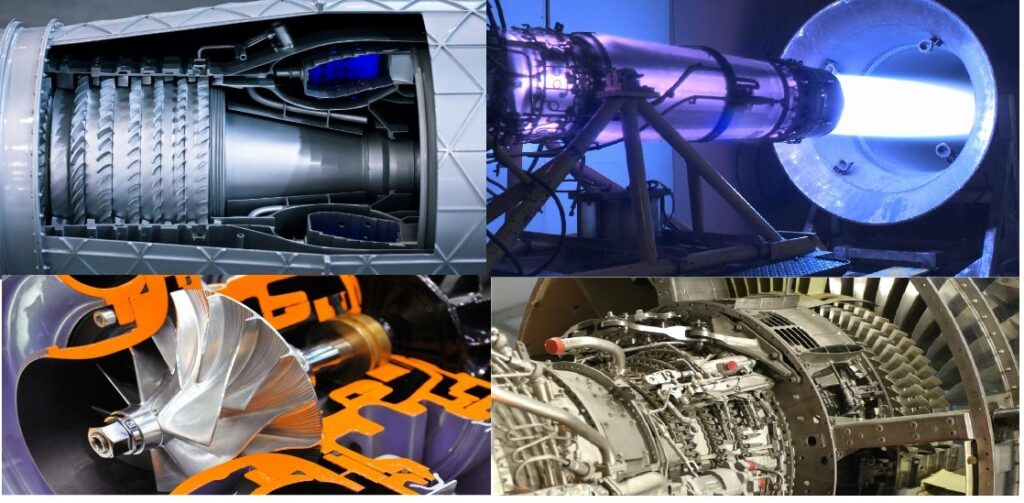 Testing in Turbomachinery